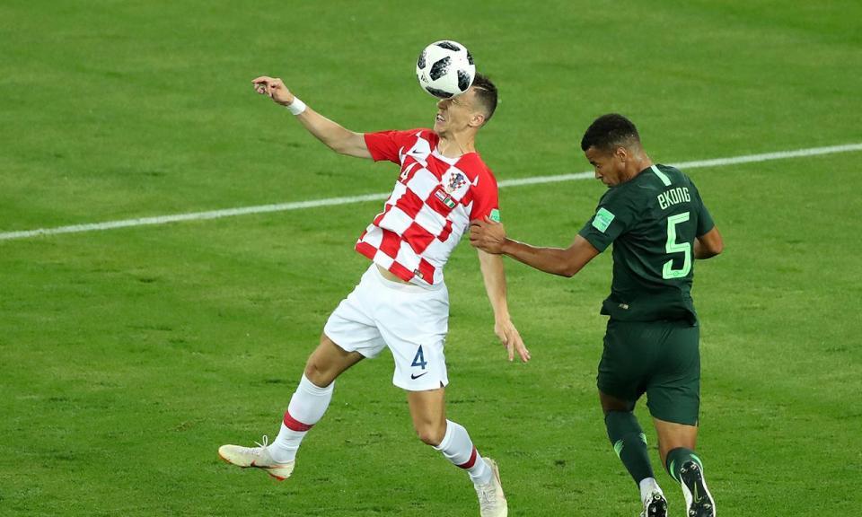 Ekong e a derrota com a Croácia: «Tivemos azar»