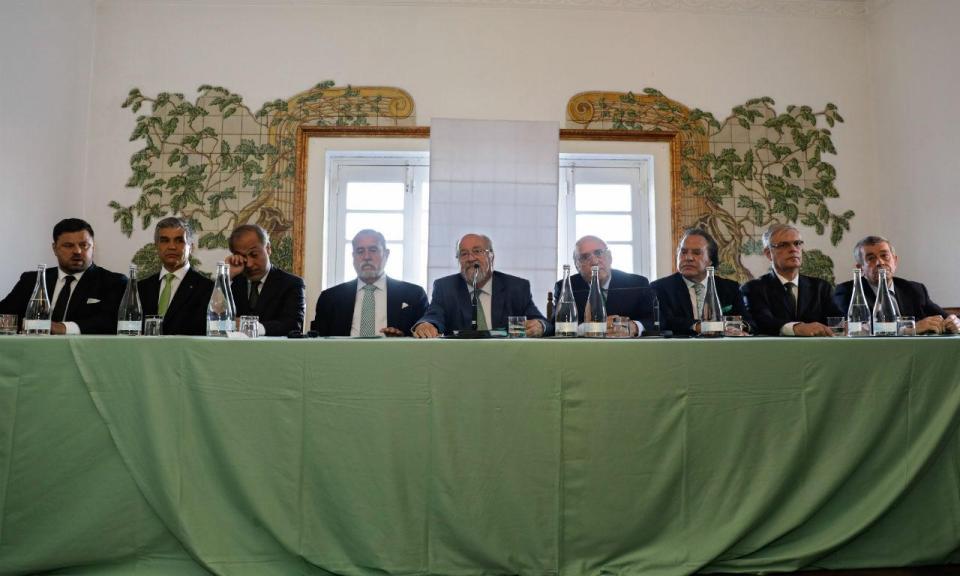 Comissão de Gestão barrada em Alvalade vai apresentar queixa em tribunal