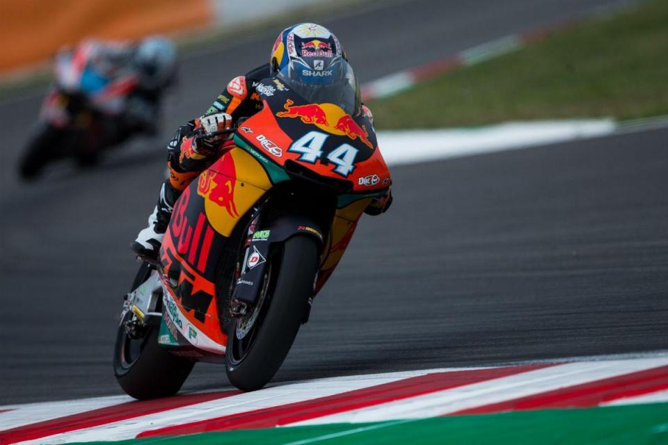 """Miguel Oliveira: """"O 6.º lugar foi o melhor resultado possível"""""""