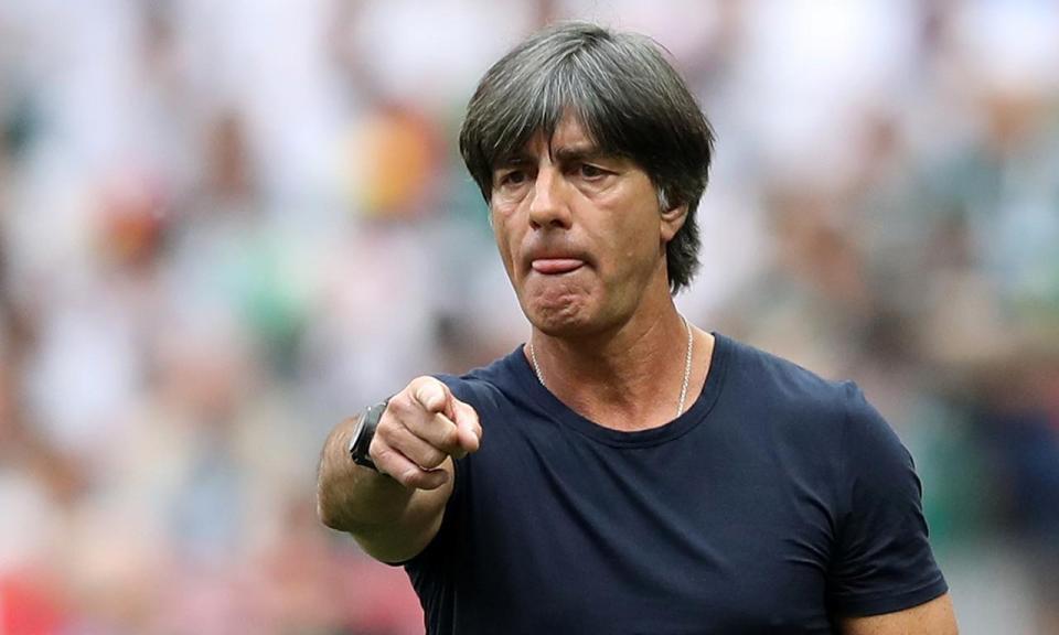 Federação alemã confirma continuidade de Löw na seleção