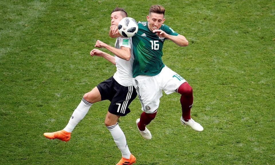 Herrera e o Brasil: «Não podemos perder o foco em nenhum minuto»