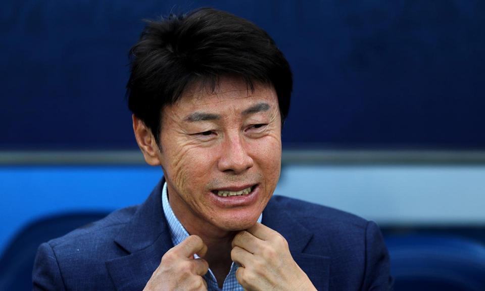 Tae-Yong: «Só tive 10 meses para preparar o Mundial, é pouco»