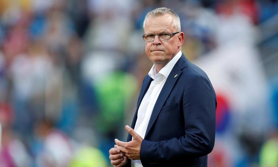 Andersson: «A Inglaterra foi melhor»