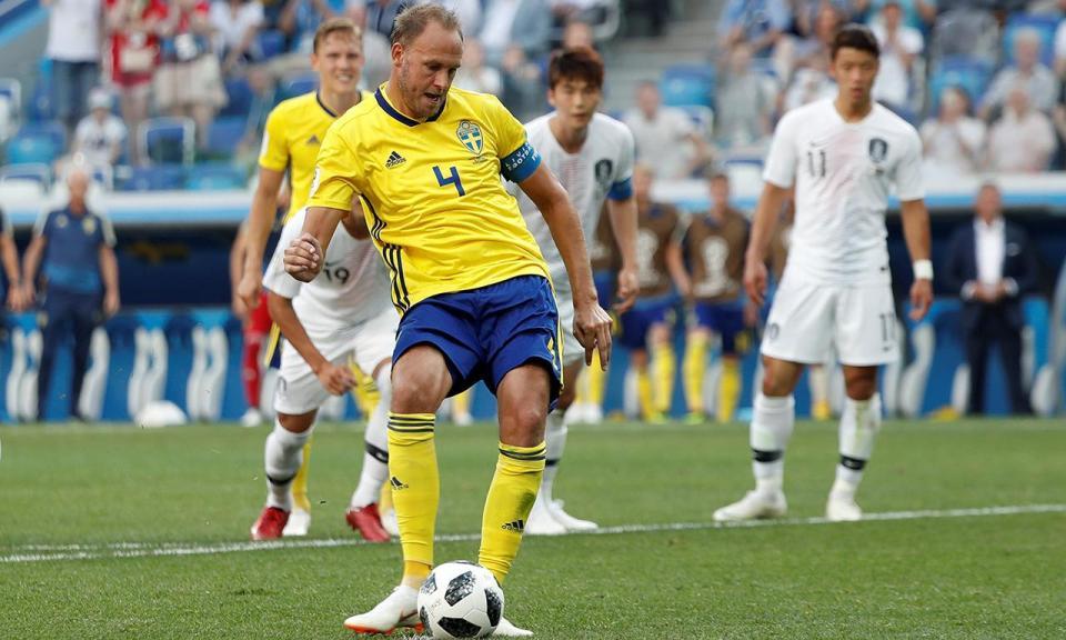 Granqvist: «Hoje estou feliz por haver vídeoárbitro»
