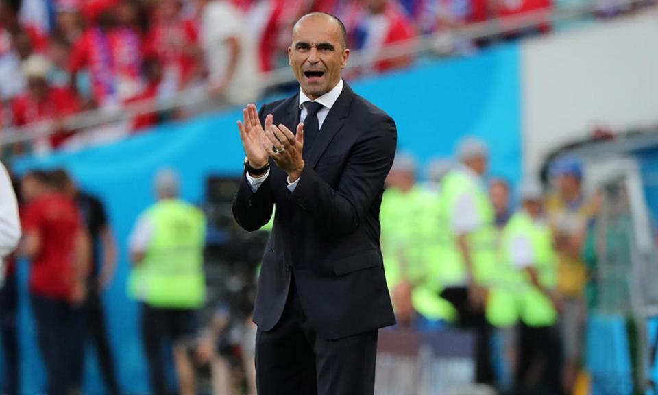 Roberto Martinez: «Era difícil o Panamá aguentar mais de 60 minutos»