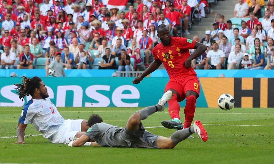 Romelu Lukaku: «A nossa equipa tem muita qualidade»