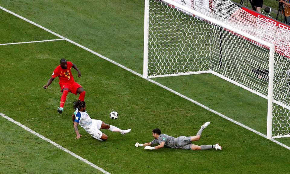 Mundial 2018: Lukaku ausente do treino da Bélgica