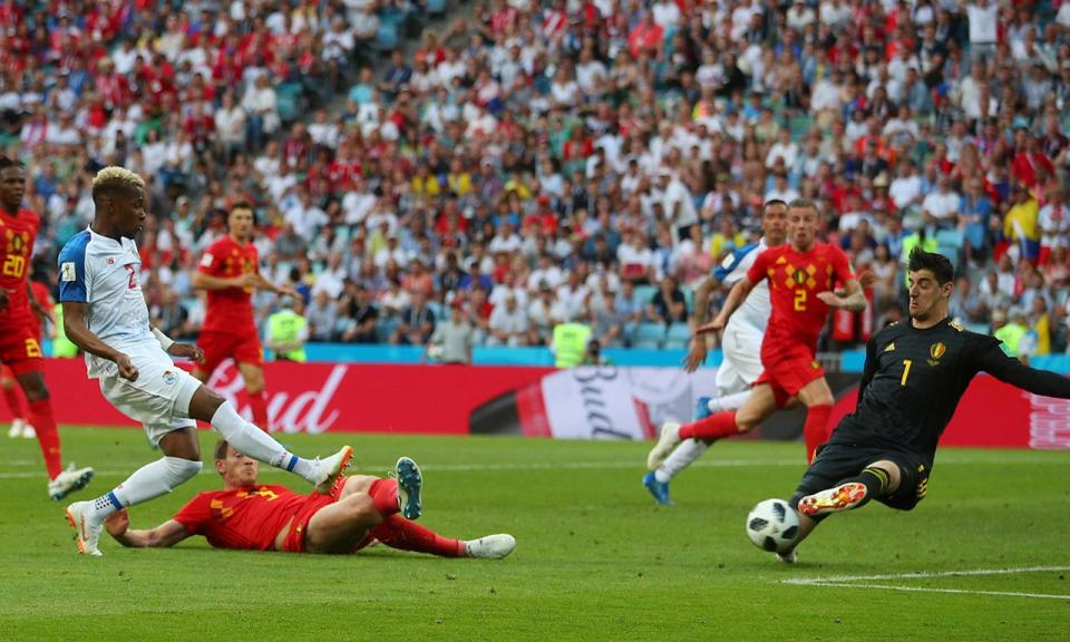 Prémios FIFA: Courtois é o melhor guarda-redes do ano