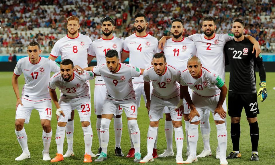 Mundial2018: guarda-redes tunisino afastado por lesão