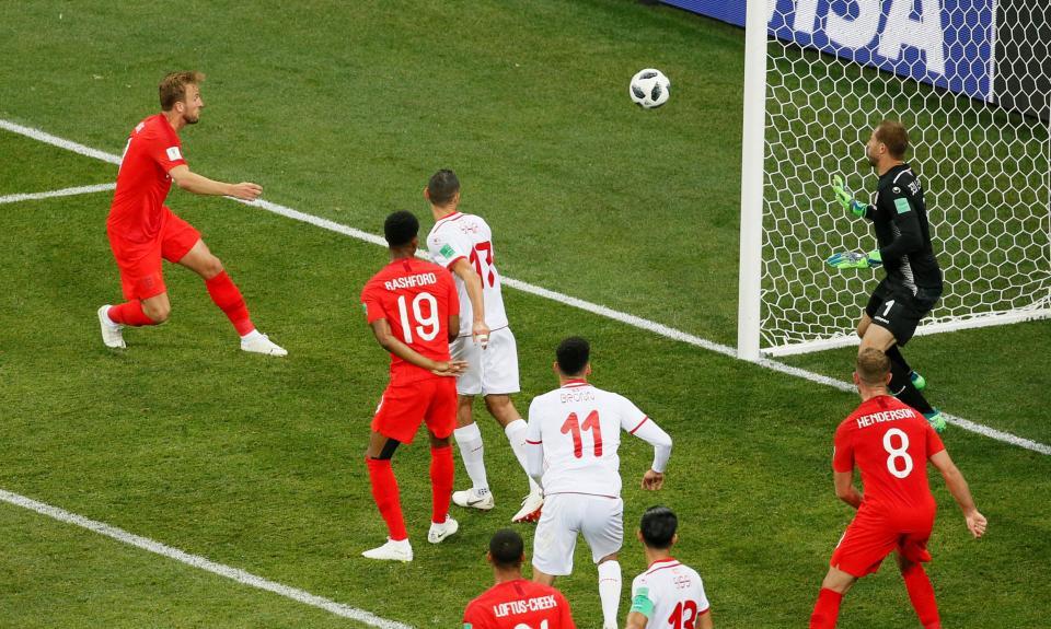 Mundial2018: Tunísia-Inglaterra, 1-2 (crónica)