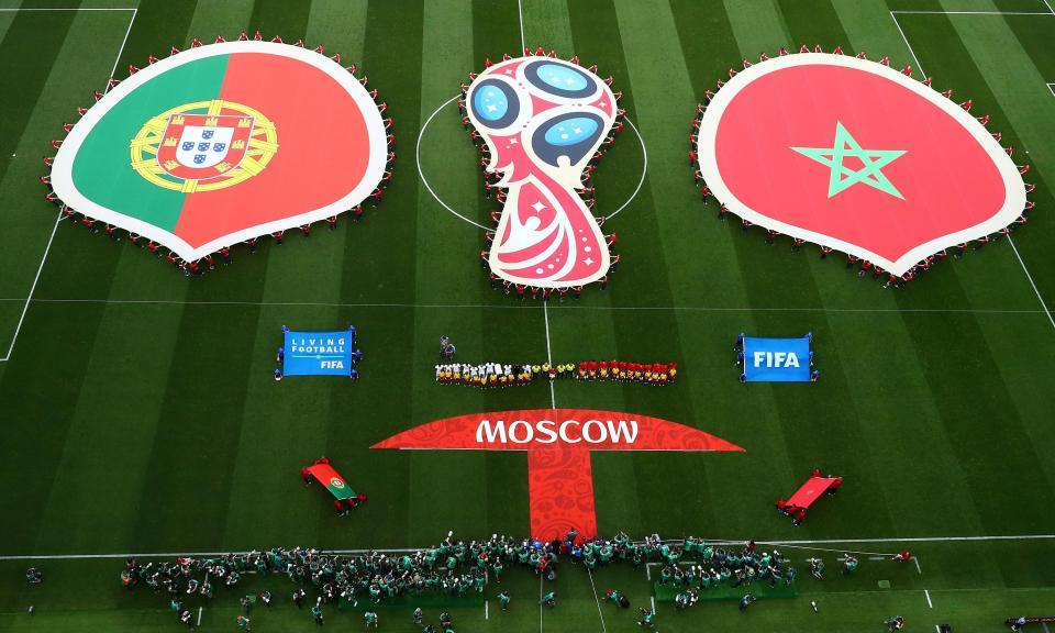 FIFA responde a Marrocos: árbitro nega ter pedido camisola de Portugal