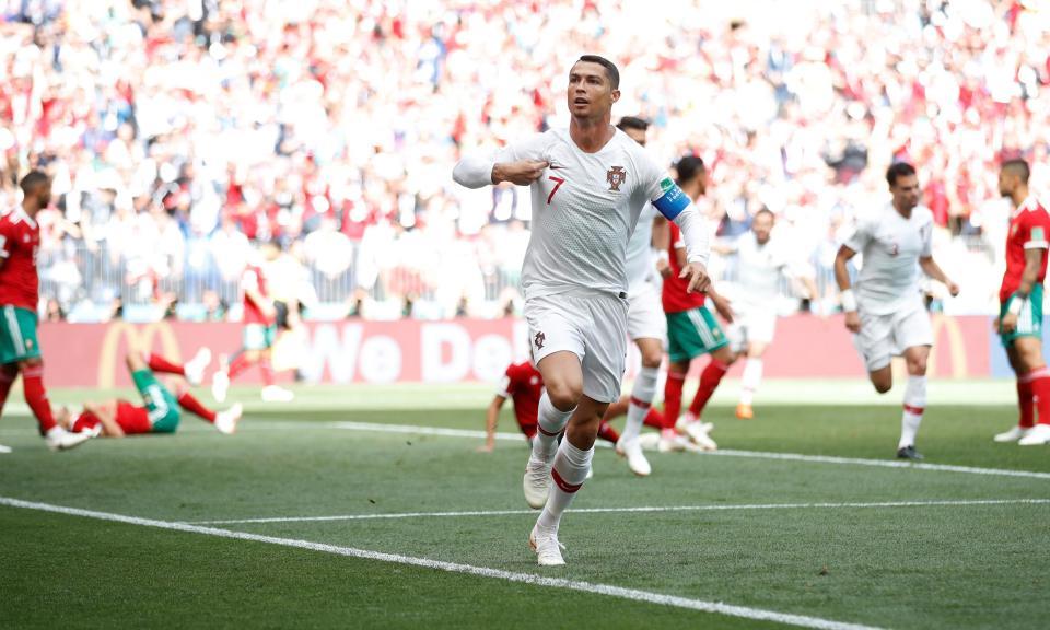 Ronaldo: «Consegui marcar um golo, ajudei Portugal, foi um momento bonito»