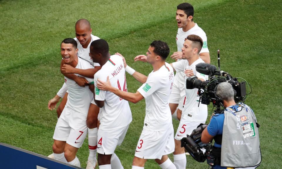 Portugal vai jogar de branco (que até agora deu sorte)