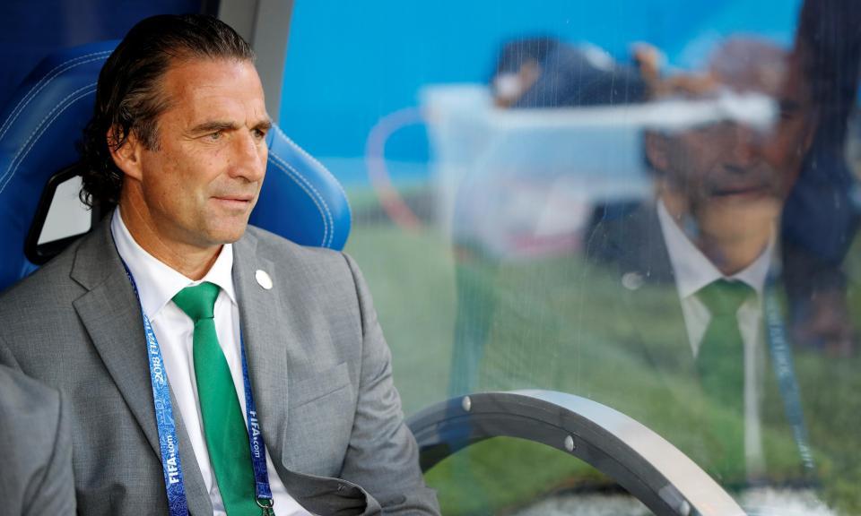 Juan Antonio Pizzi: «Não fomos capazes de criar oportunidades»