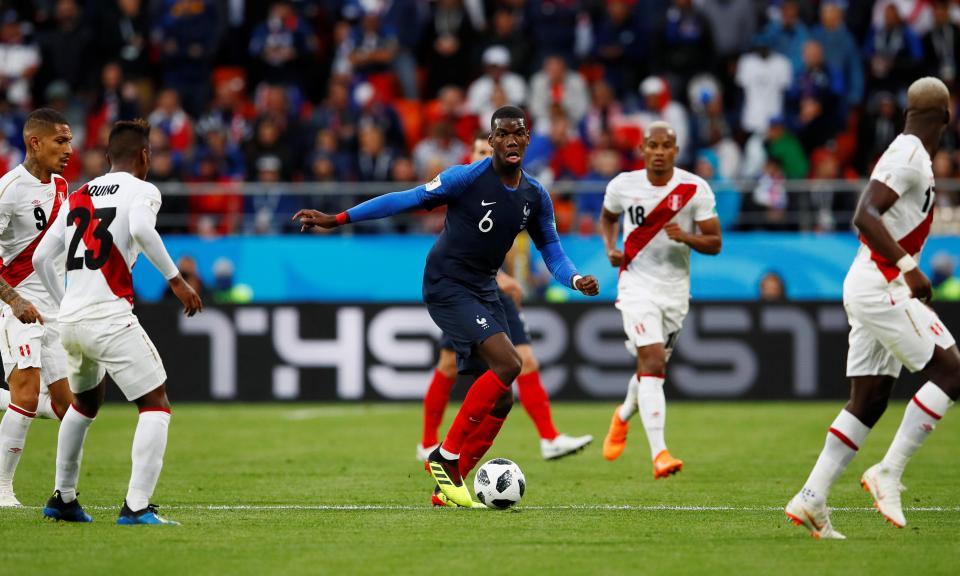 Pogba: «Pode ser o meu último Mundial»