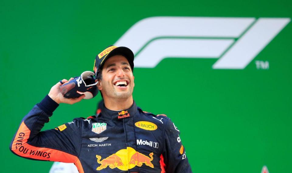F1: Daniel Ricciardo mais perto de renovar pela Red Bull