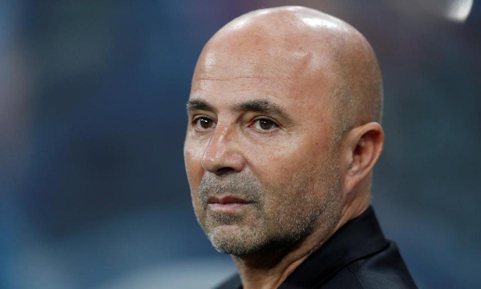 Sampaoli: «Se Messi não tem a bola, a Argentina sofre»