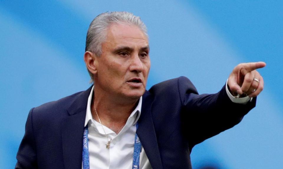 Brasil: Tite revela onze titular frente ao México