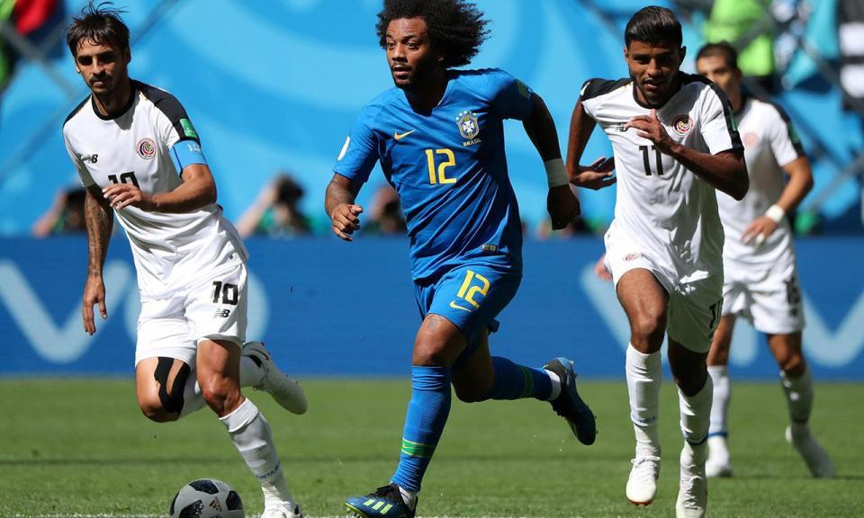 Seleção brasileira anuncia dispensa de Marcelo