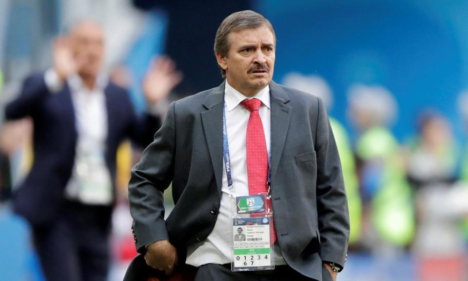 Ramírez: «Conseguimos minimizar a força do Brasil 91 minutos»