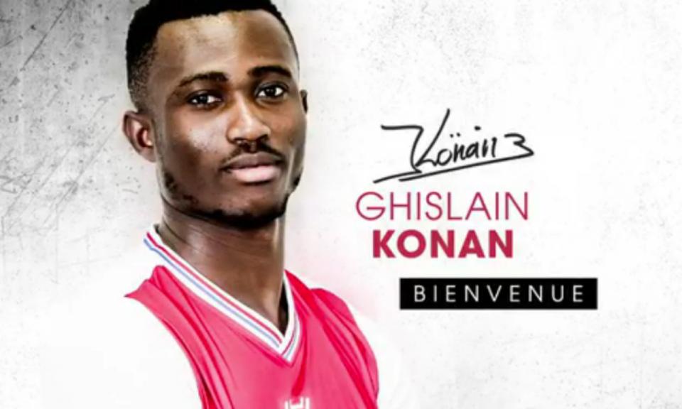 OFICIAL: Stade de Reims contrata Konan ao Vitória Guimarães