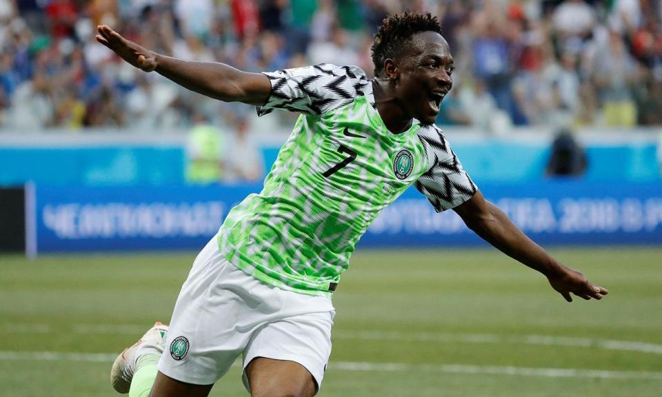 Musa: «Não é assim tão difícil marcar golos à Argentina»