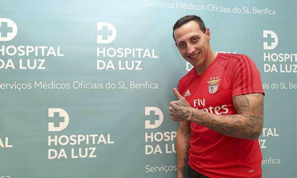 Benfica: Lema eleva para cinco o número de jogadores na pré-época