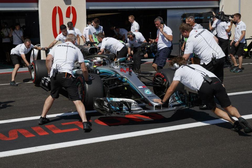 """Toto Wolff: """"O duplo abandono no GP da Áustria é difícil de digerir"""""""