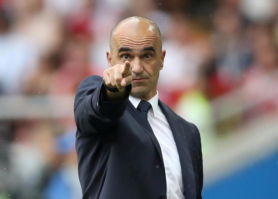Roberto Martínez: «É preciso felicitar o Japão»