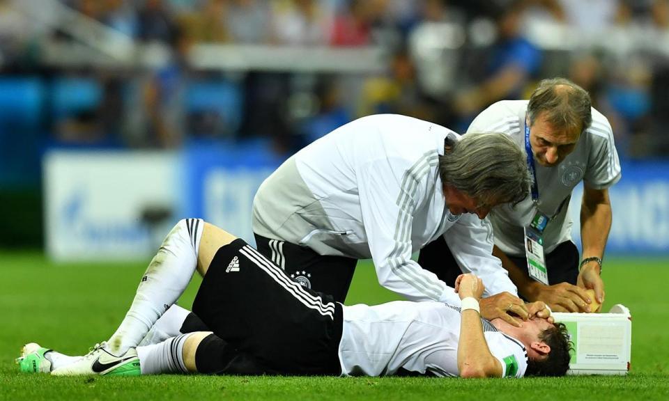 Mundial 2018: Alemanha sem Rudy frente à Coreia do Sul