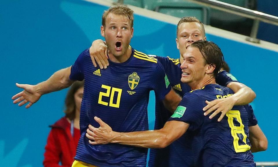 Mundial 2018: Alemanha-Suécia, 2-1 (resultado final)
