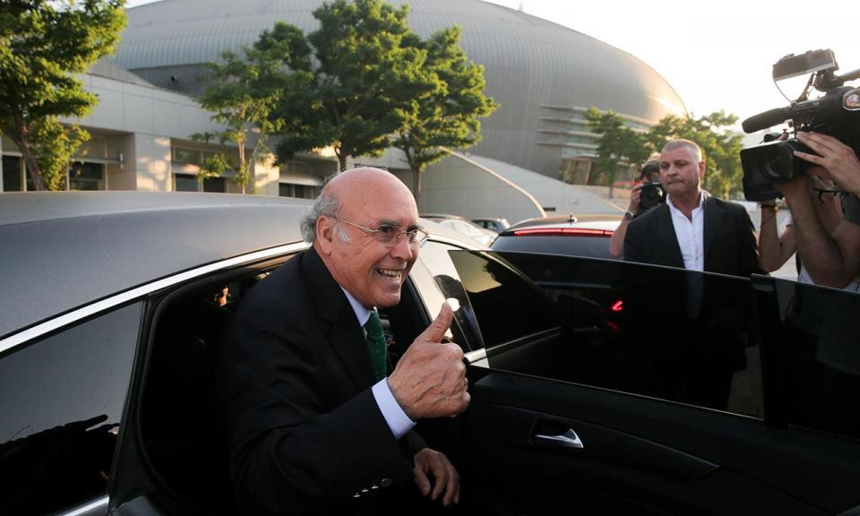 Sporting comunica à CMVM substituição de Bruno de Carvalho por Sousa Cintra