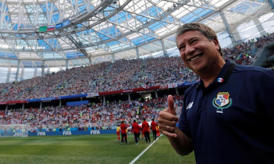 OFICIAL: Equador anuncia regresso de Hernan Gomez à seleção
