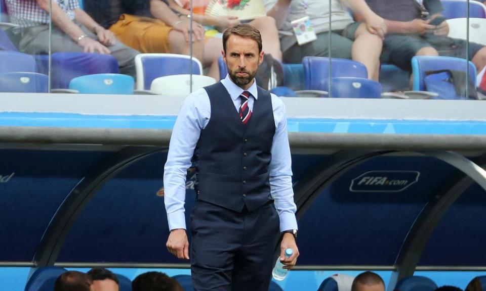 Southgate e a Croácia: «Para um país pequeno, têm jogadores incríveis»