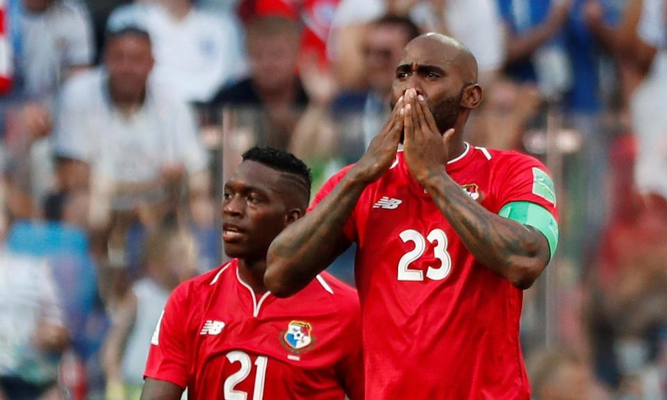 Mundial 2018: herói do Panamá anuncia retirada da seleção
