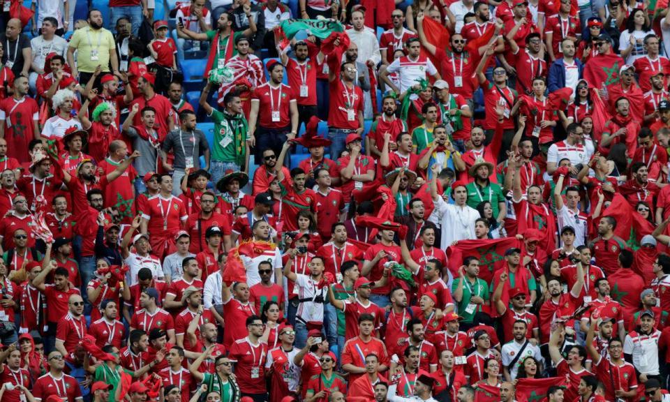 Maryam, a iraniana que esperou seis décadas para ver um jogo no estádio