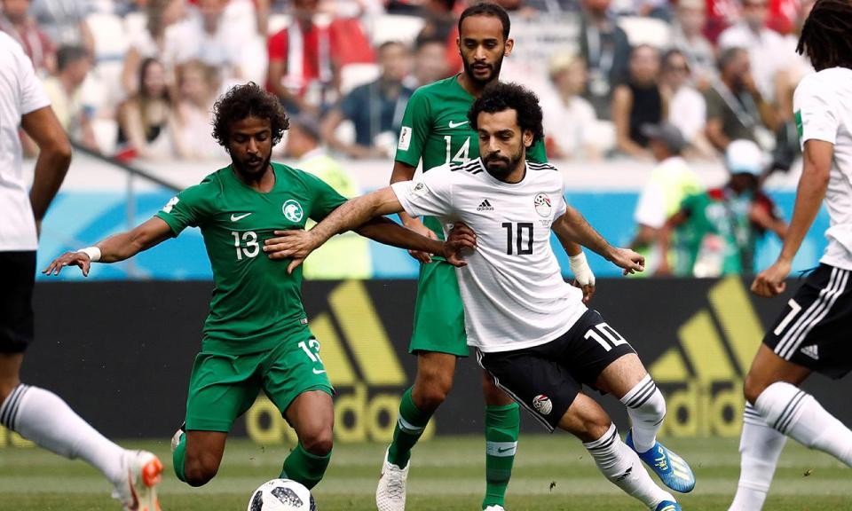 Salah acusa Federação egípcia de ignorar queixas que fez