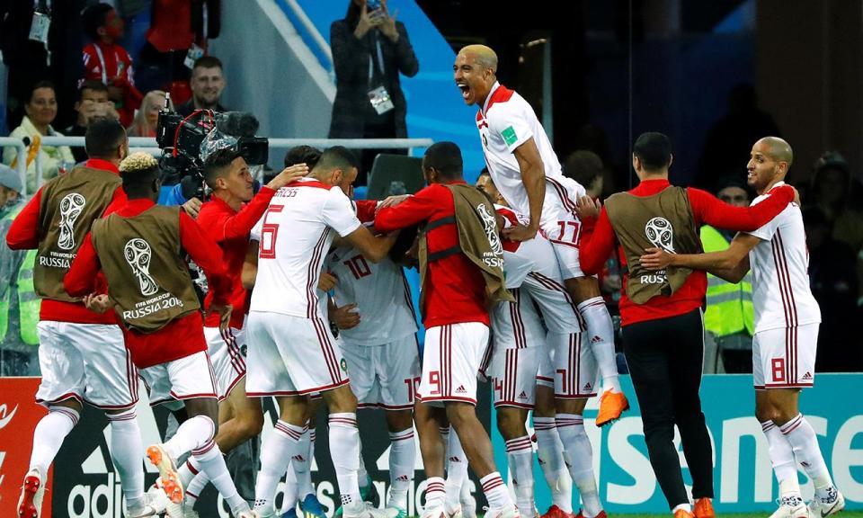 Mundial 2018: Espanha-Marrocos, 2-2 (resultado final)