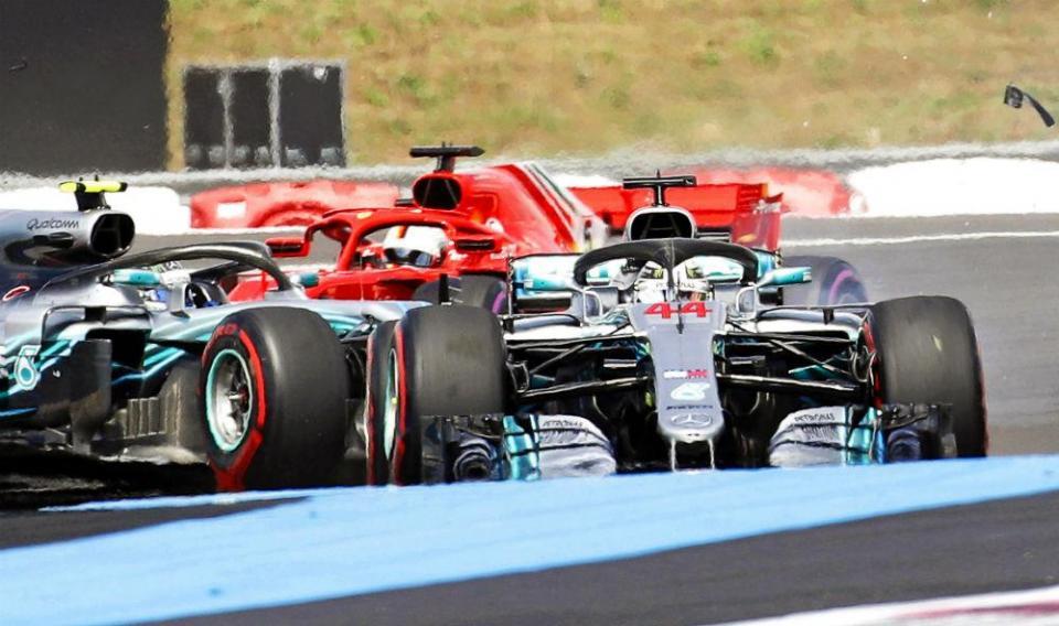 F1: Hockenheim também vai ter três zonas de DRS