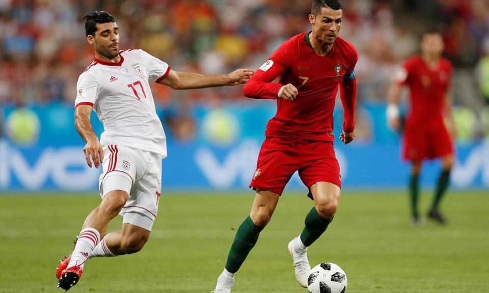 Mundial 2018: penálti para Portugal estabeleceu novo recorde