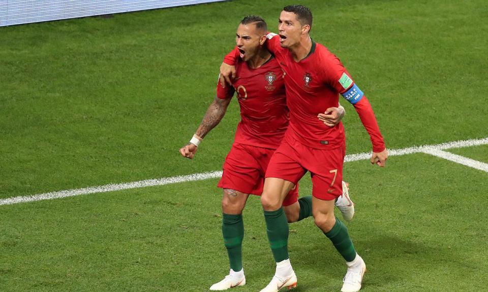 Mundial2018: dois portugueses entre os candidatos a melhor golo