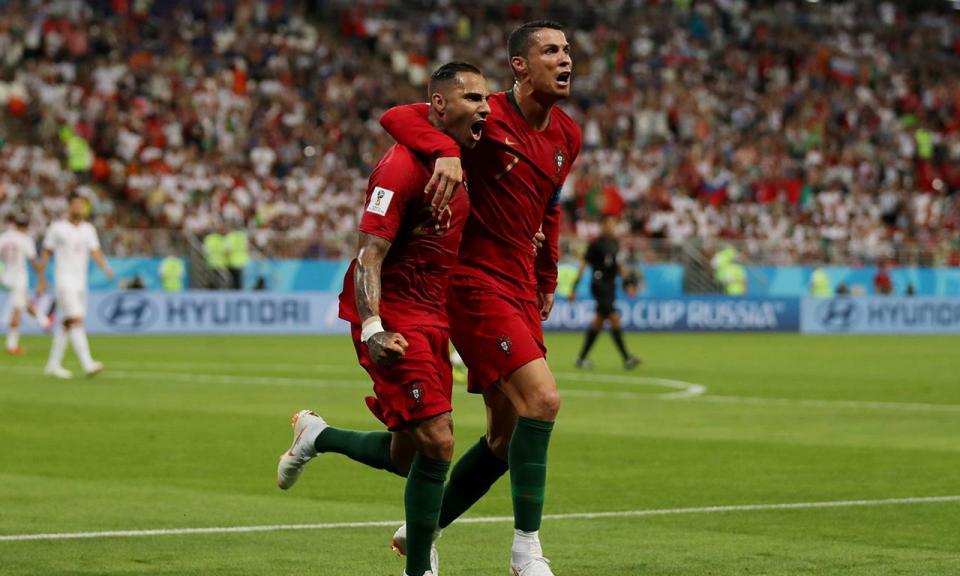 Irão-Portugal, 1-1 (destaques)