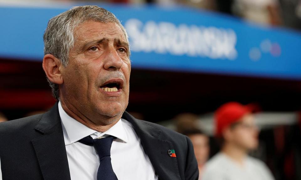 Fernando Santos alerta: «Uruguai é uma equipa fortíssima»