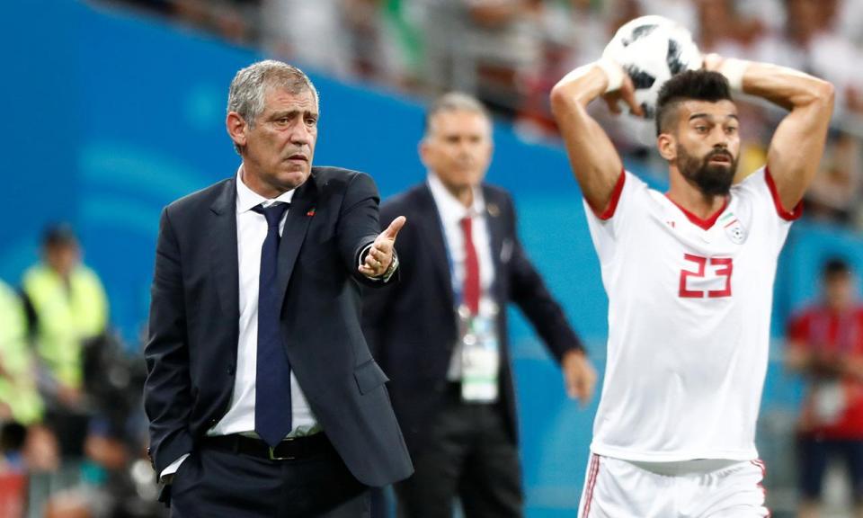 Fernando Santos e o Uruguai: «Portugal tem as suas armas»