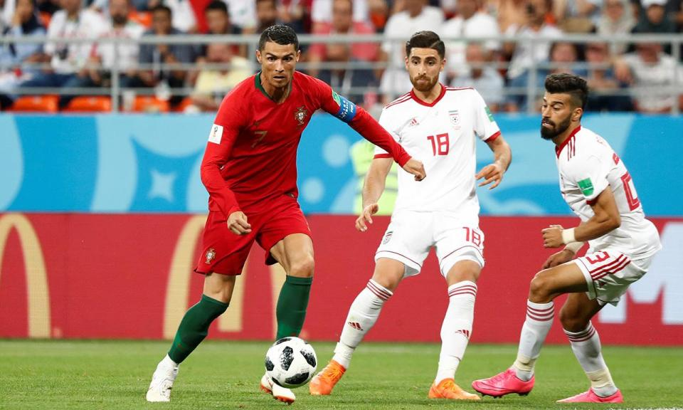 Mundial 2018: Portugal empata e vai jogar os oitavos com o Uruguai