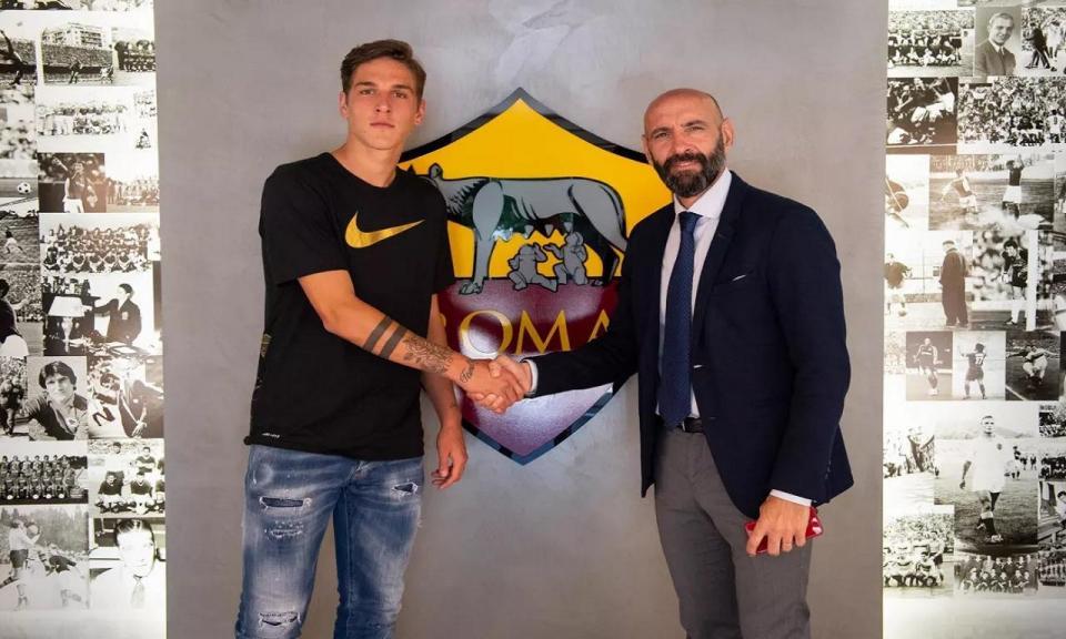 OFICIAL: Roma confirma contratação de dois jogadores ao Inter de Milão