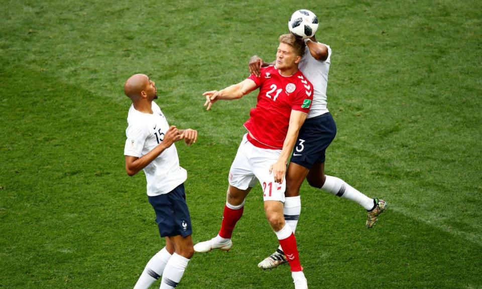 Dinamarca-França, 0-0 (destaques)