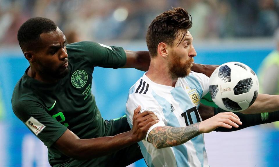 Messi: «No Mundial nada é dado, vimos Espanha e Portugal a sofrer»