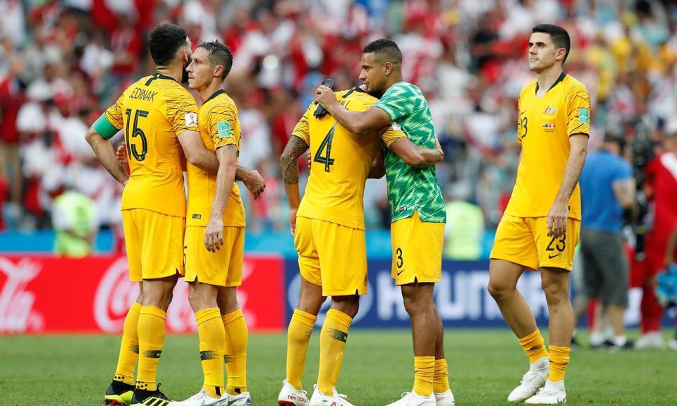 Taça da Ásia: Austrália estreia-se com derrota surpreendente