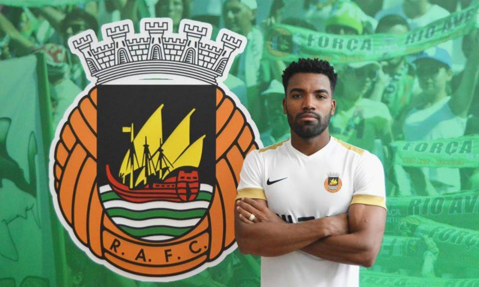 OFICIAL: lateral brasileiro Junio Rocha reforça Rio Ave